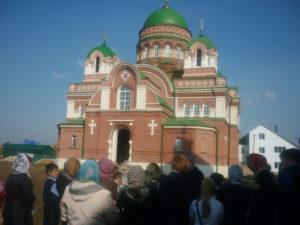 Экскурсия по Троекурово
