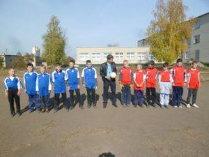 Полуфинал по мини-футболу