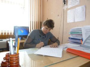 Победитель областного конкурса Пашенцева С.И.