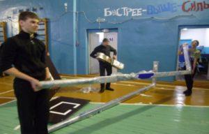 Организация детской спортивной площадки