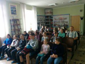 Экскурсия в пожарно-технический музей МЧС России